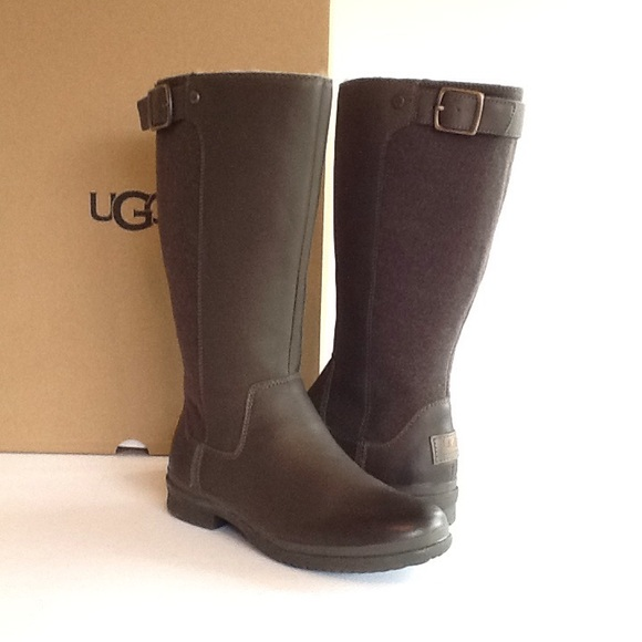 1a01cc68008 UGG Janina 1017387 Waterproof NIB Color Slate NWT